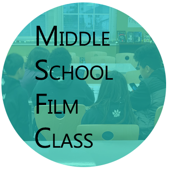 Middle School Film Class