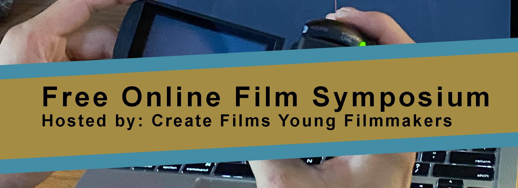 2020 Film Symposium Banner